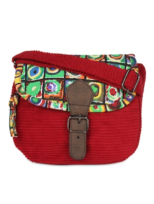 Trandy Red Sling Bag