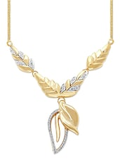 18kt asmi diamond necklace adn00068 best deals with price comparison yellow gold and diamond necklace asmi aloadofball Choice Image