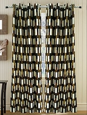 Multi-Color Polyester Curtain - By