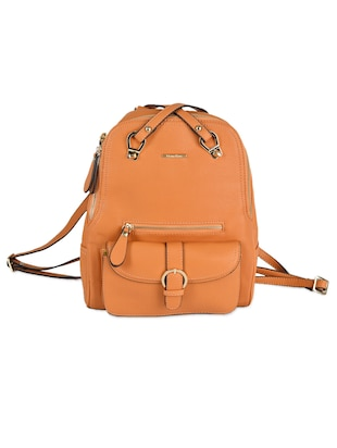 Funky Mustard Backpack -  online shopping for backpacks