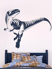 Dinosaur Printed Arty Wall Sticker - My Wall