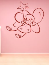 Baby Angel Printed Wall Sticker - My Wall