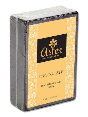 Chocolate Bathing Bar - Pack Of 6