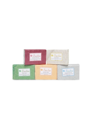 Multicolor handmade natural Soap