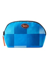 Blue Printed Travel Pouch - Be... For Bag