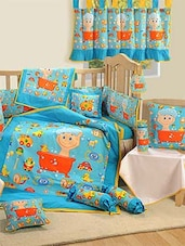 Swayam 7 Piece Complete Baby Crib Set - By - 9995971