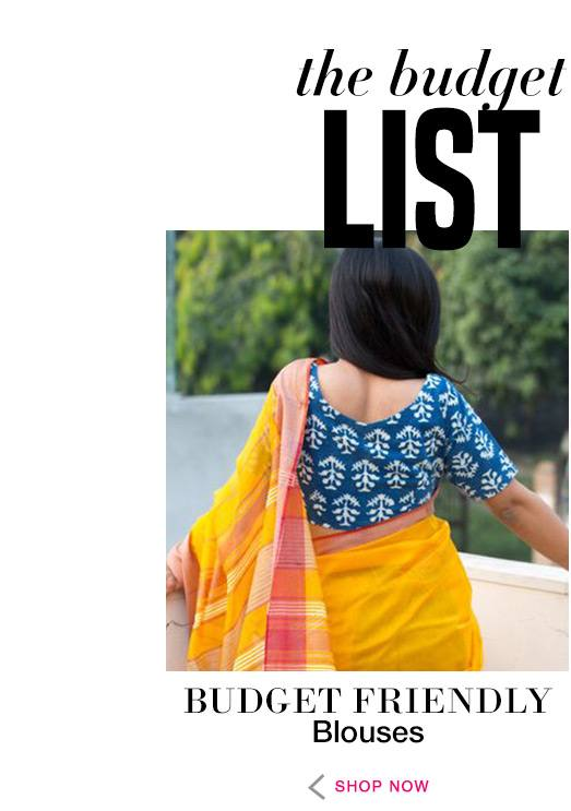 Budget Friendly Blouses