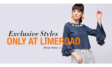 b1e1293c5c1e0 Online Shopping Offers on Limeroad | Special Offers for Women