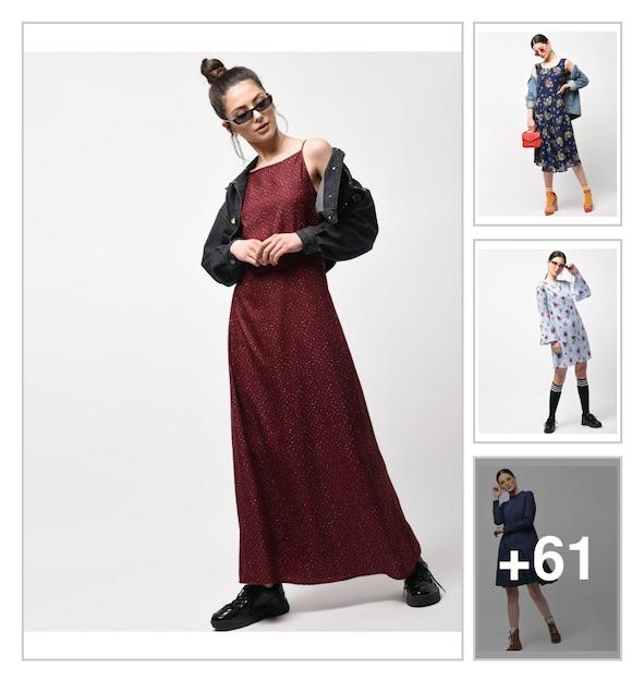 06b223078d10 Maxi Dresses - Buy Maxi Dresses for Women Online in India