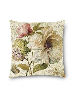 Multicolored Polyester Cushion Cover