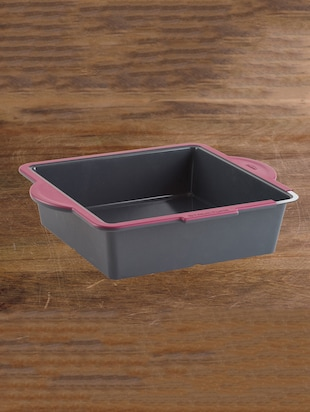 CAKE MOULD(SQUARE) - 20CMx20CM