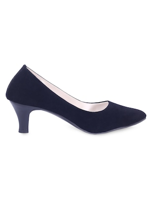 775df4b6149 Buy Black Round Toe Heel Sandals for Women from Fabme for ₹845 at 15% off