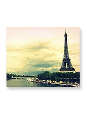 Pont D'Iéna Eiffel Tower Printed Canvas - Aalapino