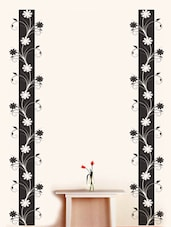 Pillar Decor Vertical Design Wall Sticker - WallDana