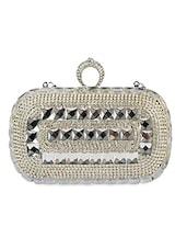 Swarovski Crystal Studded Clutch - Lord's