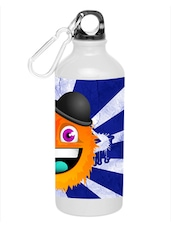 """""""Smile Face With Cap"""" Printed Sipper - Shopkeeda"""