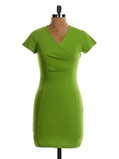 Short Sleeve Bodycon DRESS - VEA KUPIA