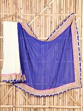 Gota Lace Chiffon Sheer Bordered Saree - Saree Street