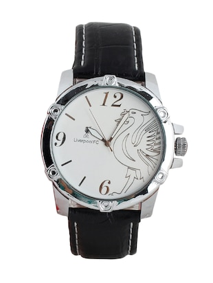 Liverpool FC Abstract Men's Analog Wrist Watch