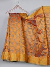 Silk Blend Allover Saree - BANARASI STYLE