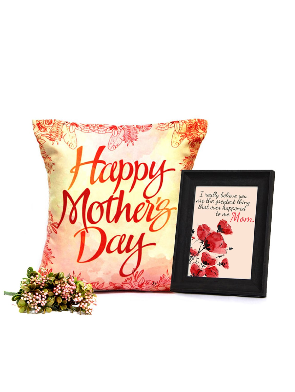 Mothers Day Cushion With Photo Frame - GIFTS111083 - By