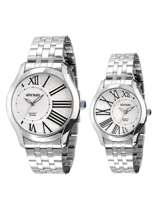 Stainless steel watches- set of 2