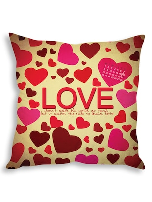 stybuzz printed cushion cover