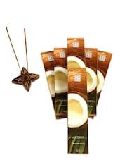 Pack Of 6 Coconut Incense Sticks - Hosley