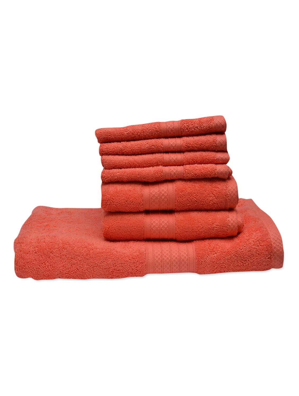 Cotton FACE TOWEL- SET OF 4 - Avira Home