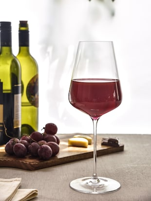 Red wine glass set (4 pcs)