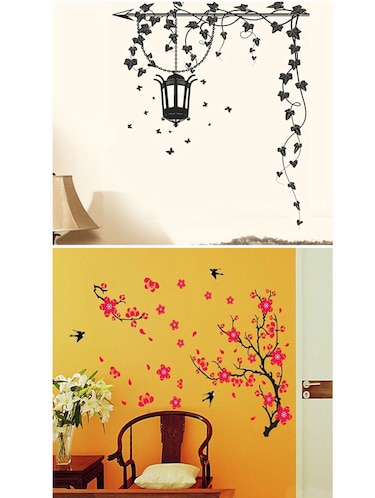 Wall Stickers And Stickers   Upto 70% Off | Buy Wall Decor For Bedroom U0026  Living Room At Limeroad