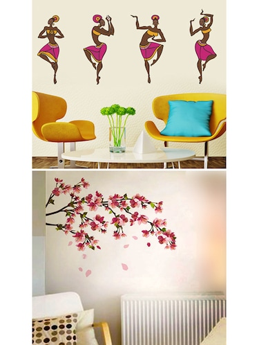 4e4099216 Wall Stickers and stickers - Buy Wall Decor for Bedroom   Living Room at  Limeroad