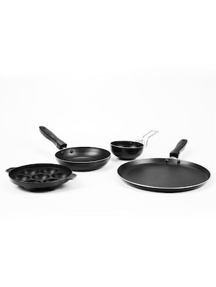 Sumeet Nonstick Fab4 Cookware Set Of Four Pieces