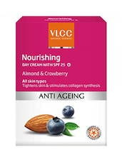 VLCC Anti-Ageing Nourishing Day Cream With SPF 25 - By