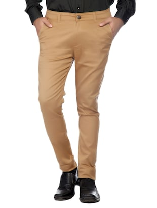 Stretchable Regular Fit Chinos