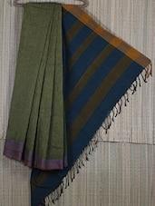 Bengal Handloom Cotton Saree - Cotton Koleksi