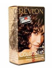 Dark Brown Skin Friendly Ingredients Colour - By