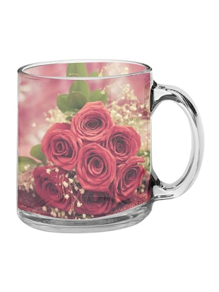 meSleep Red Rose Mug