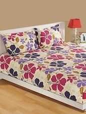 Printed Cotton Bed Linen Set - Skipper - 1076271