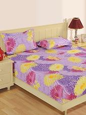 Printed Cotton Bed Linen Set - Skipper - 1076289