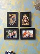 Sifty Collection Collage Photo Frame (4x6) 4 , Set Of 4 Pcs - By