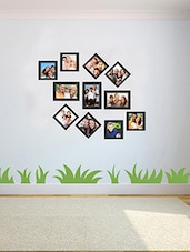 Sifty collection collage photo frame(5x5) 8,  (7x5) 2,  (5x7) 1,  set of =11pcs -  online shopping for Photo frames