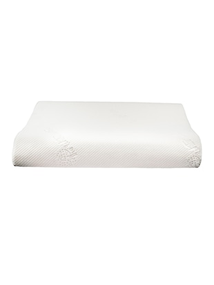 White Reveries Memory Foam Contour Orthopaedic Pillow - 10859037 - Standard Image - 2