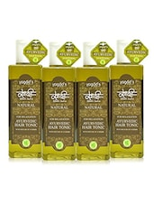 Khadi For Relaxation Hair Tonic [ Pack Of 4] 100 Ml - By