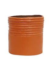 Brown Plant Container - Gifts By Meeta