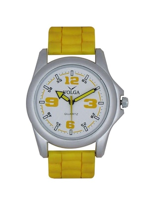 Dream Villa Yellow Analog watch  -  online shopping for Analog watches