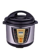Stainless Steel Electric Pressure Cooker - DESEO