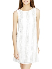 white dress -  online shopping for Dresses