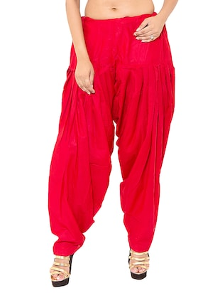 multi colored cotton combo salwars - 11120025 - Standard Image - 5