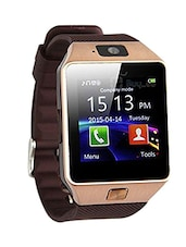 brown android smart watch -  online shopping for Men Digital watches
